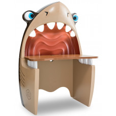 Детский письменный стол «Акула» CILEK BLACK PIRATE KS-1103
