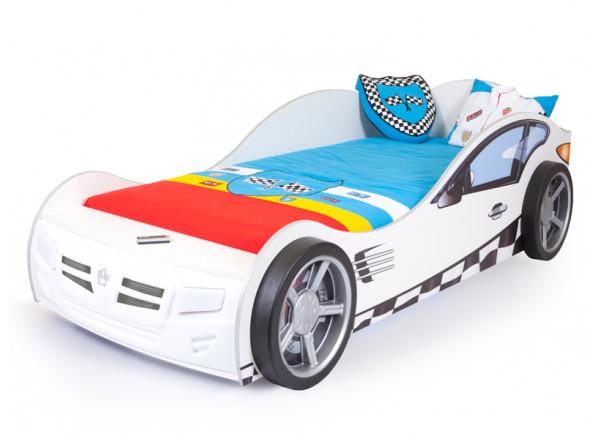 Детская кровать-машина Formula ABC-King
