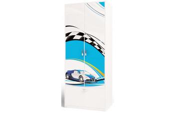Шкаф 2-х дверный ABC La-Man ABC-King