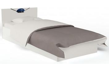 Кровать классика Police с под.механизмом