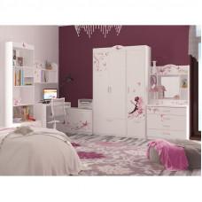 Детская комната -  детская мебель Фея со стразами SWAROVSKI ABC-King