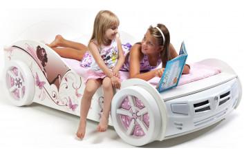 Кровать машина Фея ABC-KING