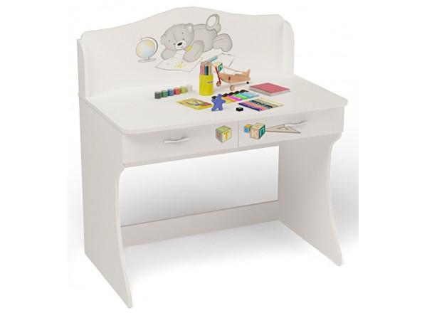 Детский стол без надстройки Bears ABC-King (Мишки)