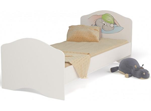 Детская кровать классическая Bears ABC-King