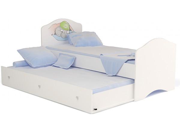 Детский ящик под кровать классику Bears (Мишки)