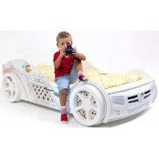 Детская кровать-машина Bears ABC-King (Мишки)