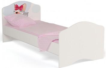 Детская кровать классика Molly (без матраса) ABC-King (Молли)