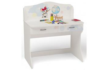 Детский стол письменный без надстройки Molly ABC-King (Молли)