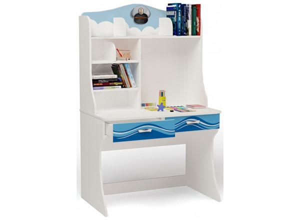 Детский стол с надстройкой Ocean ABC-King