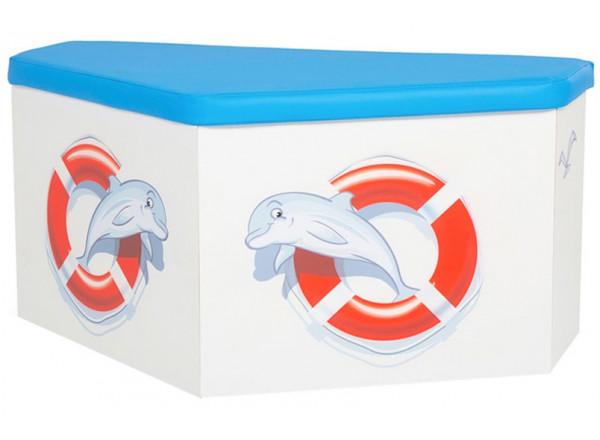 Детский ящик для игрушек Нос Ocean ABC-King