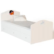 Детская кровать классика Pirates ABC-King (Пиратка)