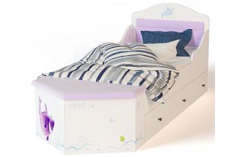 Детская кровать-корабль Pirates ABC-King (Пиратка)