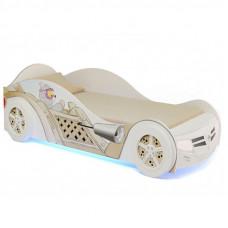 Детская кровать машина Bears girl ABC-King (Мишки)