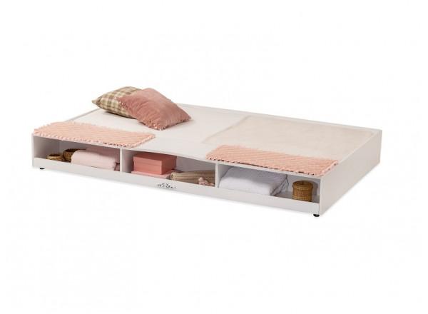 Romantic-1314 выдвижная кровать, под матрас 90х190