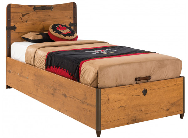 Кровать с подъемным механизмом Pirate 90x190