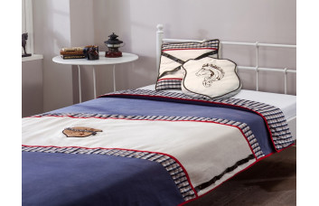 Комплект Royal 4401 (покрывало 170x230 см, 2 декоративные подушки)