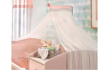 Балдахин Baby Girl(80х130 см) 4916 CILEK