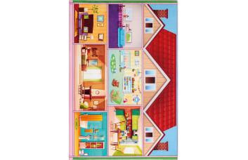 Ковер Soft Play House 7694 (100х150 см) CILEK