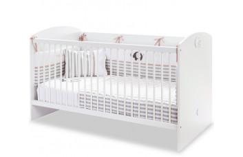 Baby Cotton Кроватка ST 1019, сп. м. 70х140 CILEK