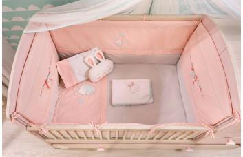 Комплект постельных принадлежностей Baby Girl  4170 (80x130 см) CILEK
