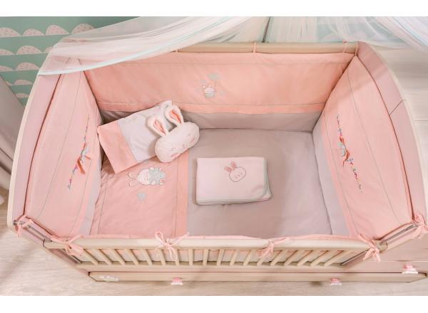 Комплект постельных принадлежностей Baby Girl 4171 (75x115 см) CILEK