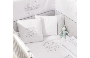 Комплект постельных принадлежностей Baby Cotton 4156 (80x130 см) CILEK