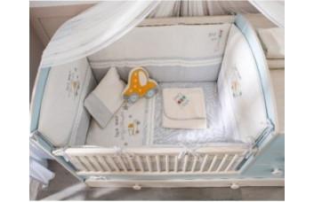 Комплект постельных принадлежностей Baby Boy 4165 (80x130 см) CILEK