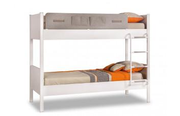 Dynamic 1401 Кровать двухъярусная, сп. м. 100х190 Cilek