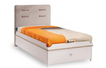 Dynamic Кровать 1705 с подъемным механизмом, сп. м. 100х200 Cilek