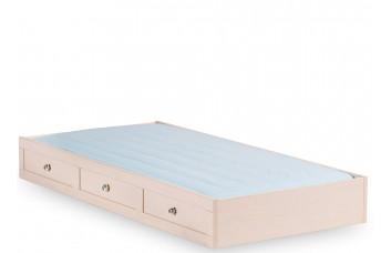 FLORA  1306-SLF Выдвижная детская кровать 90х190 (без матраса) CILEK