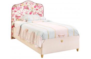 Кровать с подъемным механизмом Flora