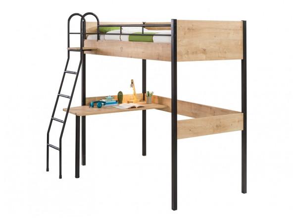 Natura 1403 Кровать-чердак со столом