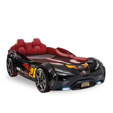 Кровать машина GTS, черный