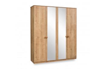 Четырехдверный шкаф Mocha