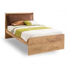 Natura Кровать с двухсторонним изголовьемL 1307, сп. м. 100х200 CILEK