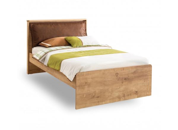 Natura Кровать с двухсторонним изголовьемL 1305, сп. м. 120х200 CILEK