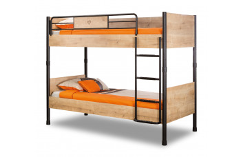 Natura Кровать двухъярусная 1401, сп. м. 90х200 CILEK