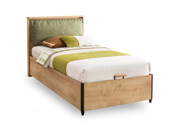 Natura Кровать с подъемным механизмом 1705, сп. м. 100х200 CILEK