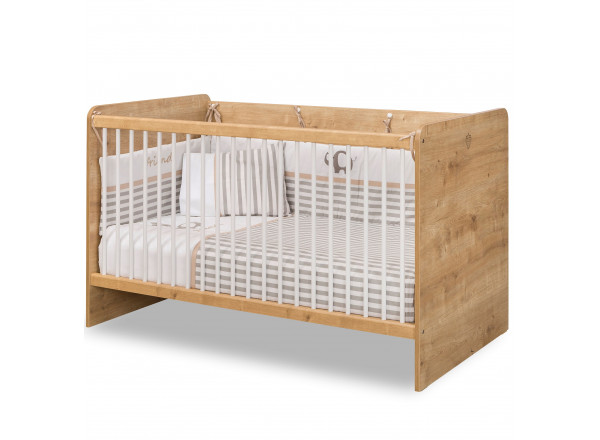 Natura Baby ST Кроватка детская 1016, сп. м. 70х140 CILEK