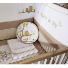 Комплект постельных принадлежностей 4167 Natura Baby (75x115 см) CILEK
