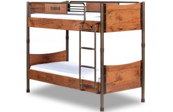 Двухъярусная кровать корабль Pirate