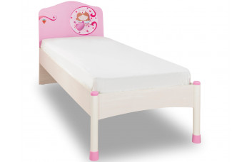 Детская кровать без матраса (матрас 90х200) PRINCESS SLR-1301-SL