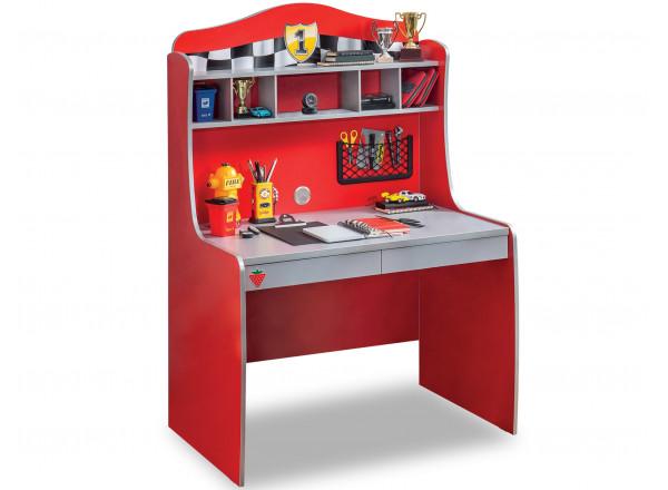 Детский стол письменный с надстройкой Racecup 1101 CILEK
