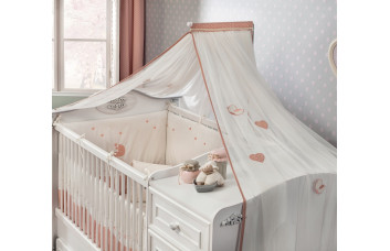 Балдахин Romantic Baby 4916 CILEK