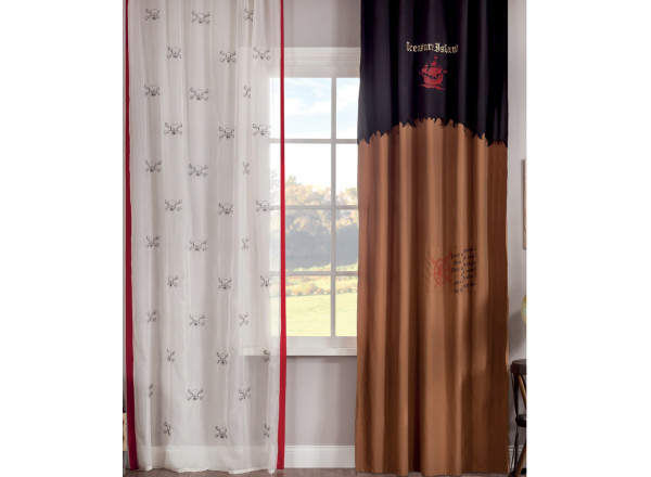 Тюль Pirate 5183 (140x260 см, 1 шт. в комплекте) CILEK