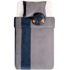 Комплект Dark Metal 4414 (покрывало 160x235 см, 2 декоративные подушки)