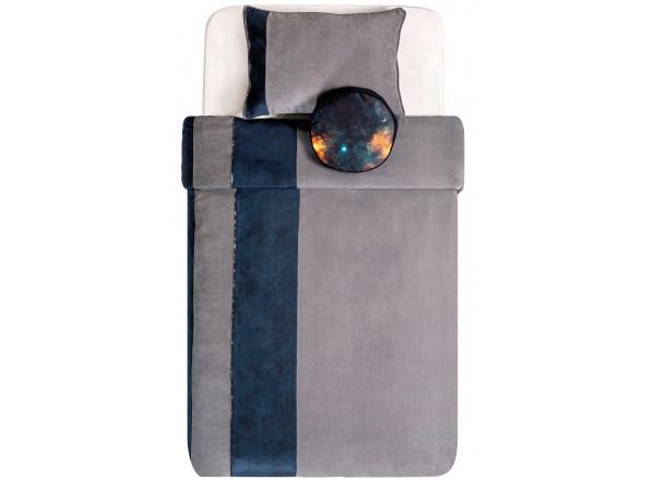 Комплект Dark Metal 4416 (покрывало 190x235 см, 2 декоративные подушки)