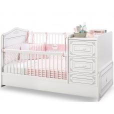 Selena Baby Кровать-трансформер 1018 ST, сп. м. 75х160 CILEK