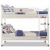 ROYAL RY-1401 ROYAL двухъярусная кровать без матрасов (матрас 90x200) CILEK