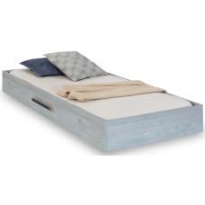 TRIO T-1303 выдвижная кровать, под матрас 90х190 CILEK